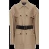 MAGDA BUTRYM Wool, cotton and silk coat - Chaquetas -