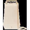 MAISON ETNADEloine croc-effect leather s - Bolsas com uma fivela -