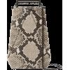 MAISON ETNAD Eloine mini suede and textu - メッセンジャーバッグ - £32,500.00  ~ ¥4,812,856