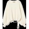 MAISON FLANEUR / balloon sleeve - Pullovers -