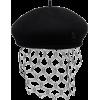 MAISON MICHEL Bonnie mesh detail beret - Hat -