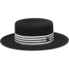 MAISON MICHEL Kiki felt hat - Sombreros -