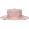MAISON MICHEL Kiki hemp hat - Šeširi -