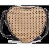 MALI + LILI Melanie Basket Heart Crossbo - Torbice -