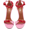 MALONE SOULIERS  Filipa suede and leathe - Sandals -