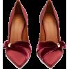 MALONE SOULIERS Paulette velvet-trimmed - Klassische Schuhe -