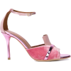 MALONE SOULIERS ankle strap sandals - Sandals -