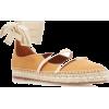 MALONE canvas flat shoe - Sapatilhas -