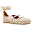 MALONE canvas flat shoe - Flats -