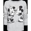 MANGO Long sleeves t-shirts Gray - Long sleeves t-shirts -