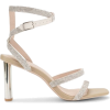 MANNING CARTELL crystal strappy sandals - Sandals -