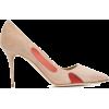 MANOLO BLAHNIK Arecol cut-out pumps - Classic shoes & Pumps -