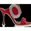 MANOLO BLAHNIK FIBIONA - Sandals - £760.00  ~ $999.99