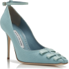 MANOLO BLAHNIK  LUPIKA - Classic shoes & Pumps - £685.00