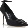 MANOLO BLAHNIK  LUPIKA - Classic shoes & Pumps - £685.00  ~ $901.30
