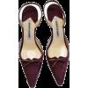 MANOLO BLAHNIK heels - Classic shoes & Pumps -