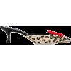 MANOLO BLAHNIK leopard print mules - Classic shoes & Pumps -
