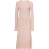 MANSUR GAVRIEL cableknit sweater dress - Vestidos -