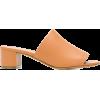 MANSUR GAVRIEL open toe mules - Sandale -