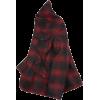 MANUFATTURA CECCARELLI black & red plaid - Jakne in plašči -