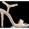 MARC ELLIS 'cipria' classic sandals - Sandals -