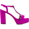 MARC ELLIS classic heeled sandals - Sandals -