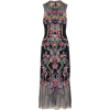 MARCHESA NOTTE Beaded embroidered tulle  - Dresses - $1,095.00