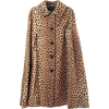 MARC JACOBS Buttoned Cape Coat - Jakne in plašči -