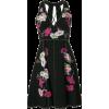 MARC JACOBS floral print dress - Dresses -