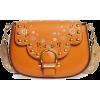 MARC JACOBS orange embellished bag - Bolsas pequenas -