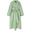 MARC JACOBS oversized wide collar coat - Giacce e capotti -