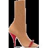 MARCO DE VINCENZO 110mm ribbed sock pump - Boots -