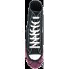 MARCO DE VINCENZO lace-up ballerina snea - Tenisówki -
