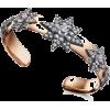 MARGARET JEWELS star moonstone bracelet - Naušnice -
