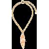 MARINE SERRE Plage upcycled shell pendan - Necklaces -