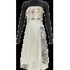MARINE SERRE Upcycled printed si-mesh ba - Dresses -