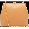 MARK CROSS Susanna gold-plated leather c - Hand bag -