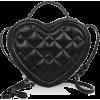 MARK CROSS black heart bag - Torbice -
