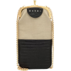 MARNI Leather and twill phone case - Travel bags -
