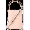 MARNI Pannier leather bucket bag - Bolsas pequenas -