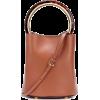 MARNI Pannier leather bucket bag - Hand bag -
