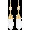 MARNI Stone earrings - Brincos -