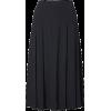 MARNI black pleated skirt - Skirts -