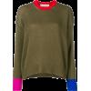 MARNI colourblock sweater 690 € - Pullovers -