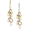 MARNI faux-pearl pendant earrings 380 € - Earrings -