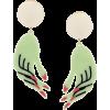 MARNI hand earrings - Naušnice -