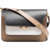 MARNI leather shoulder bag - Bolsas com uma fivela -