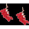 MARNI oversized flora earrings - Earrings - $650.00