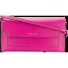 MARNI wallet cross-body bag - Carteras -
