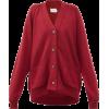 MARQUES'ALMEIDA Oversized merino-wool ca - Cardigan -